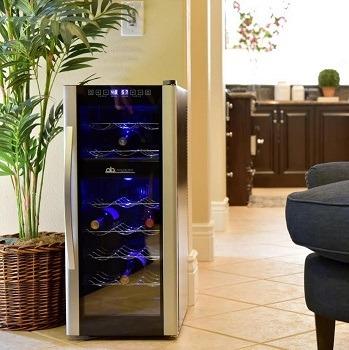 Tall Wine Cooler Fridge Refrigerator Wine Cooler Tips